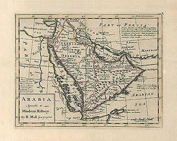 Arabian Gulf  (  From Atlas Manuale )