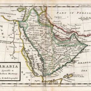 Arabia_Agreable_to_Modern_History